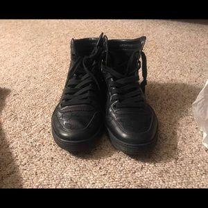 Gg imprime Gucci shoes